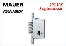 Mauer biztonsági kiegészítő zár 101.108