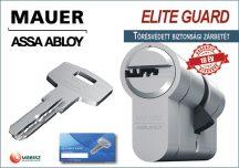 Mauer Elite Guard törésvédett biztonsági zárbetét 31x56 mm fogaskerekes