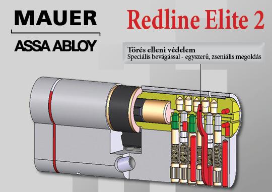 Redline Elite 2 zárbetét
